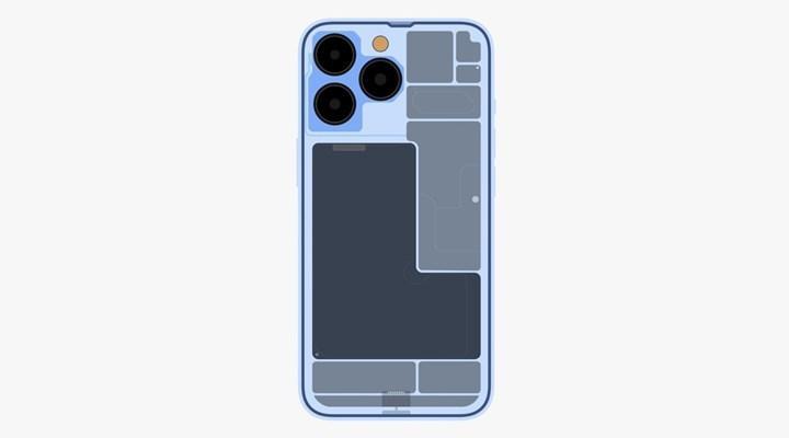 iPhone 13 Pro Max batarya