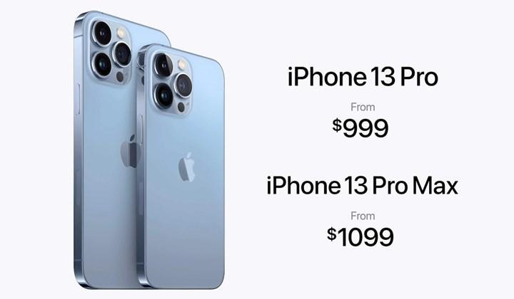 iPhone 13 Pro Max fiyat
