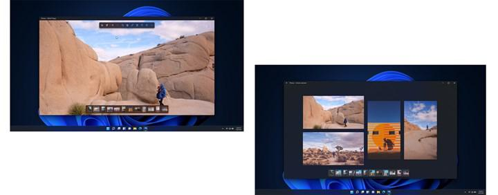 Fotoğraflar uygulaması, Windows 11 ile güncelleniyor