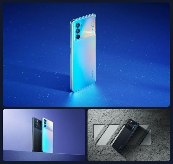 Oppo K9 Pro'nun teknik özellikleri ve tasarımı ortaya çıktı