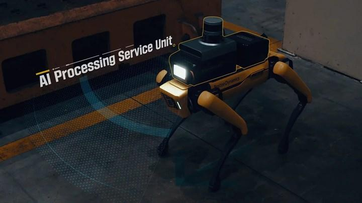 Hyundai, fabrika güvenliğinde robot köpek Spot'a yer veriyor