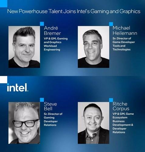 Intel, yeni çıkacak ARC ekran kartlarına yatırımı sürdürüyor