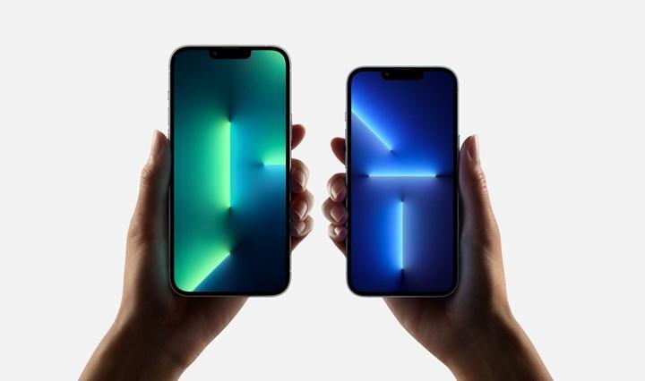 iPhone 13 Pro ve Max