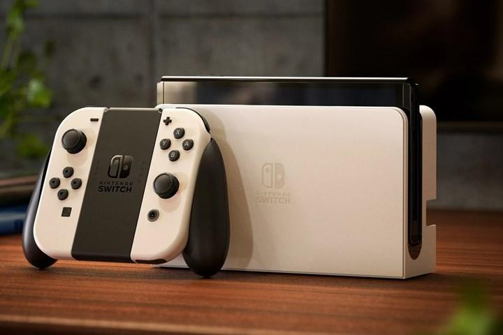 Nintendo Switch'in OLED modelinden ilk görseller geldi