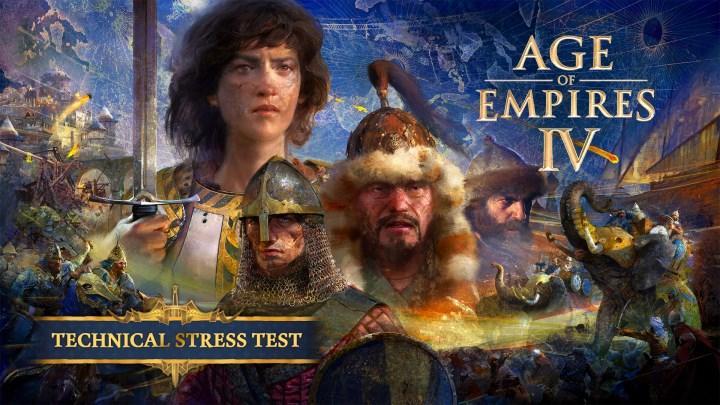 Age of Empires IV'ten 40 dakikalık oynanış videosu geldi
