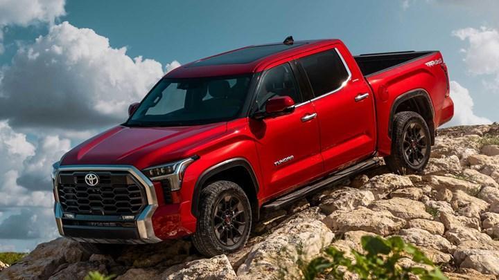 2022 Toyota Tundra tanıtıldı: İşte tasarımı ve özellikleri