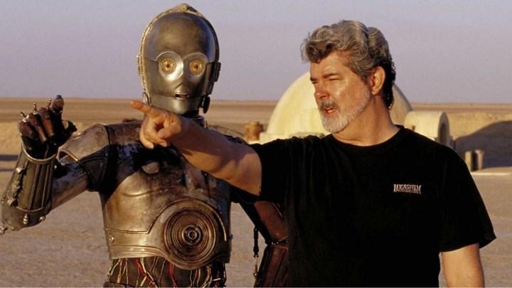 Star Wars yaratıcısı George Lucas'ın belgeseli geliyor