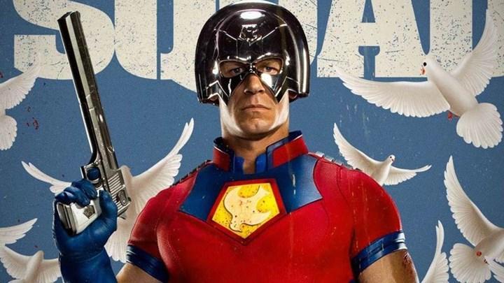 DC dizisi Peacemaker'dan ilk görüntüler geldi