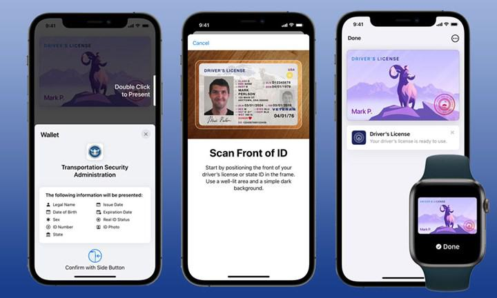 iOS 15 Apple Wallet