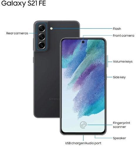 Samsung S21 FE özellikleri