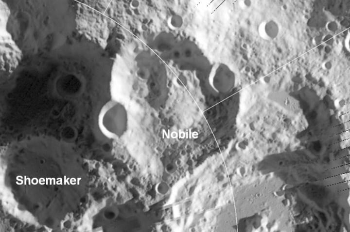 Nobile Krateri