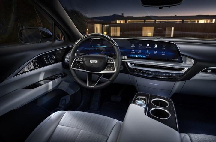 Elektrikli Cadillac Lyriq büyük ilgi topladı