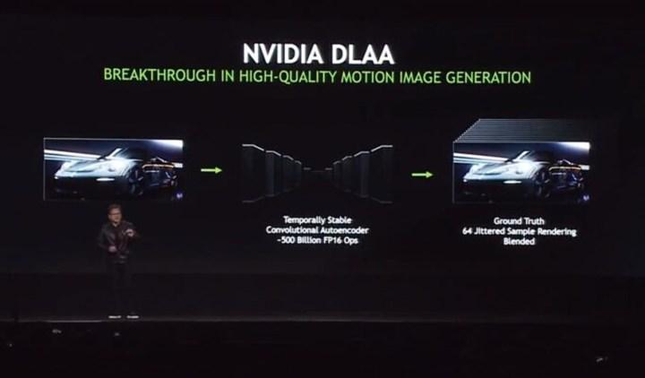 Nvidia DLAA tanıtıldı