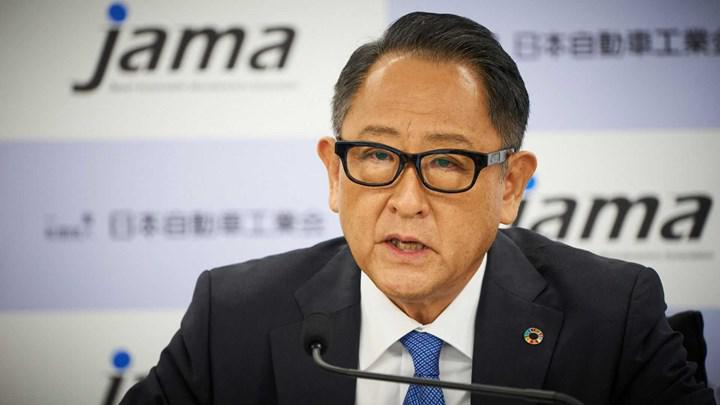 Toyota: 'Elektrikli araçlara geçiş Japonya'ya zarar verebilir'