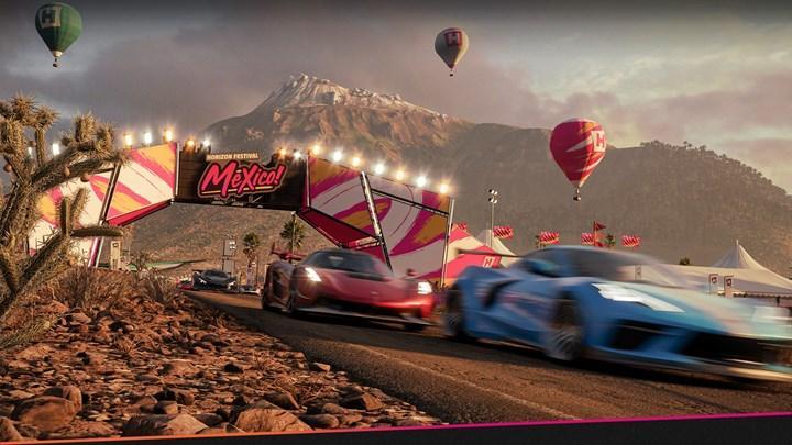 Forza Horizon 5'ten 50 dakikalık oynanış videosu paylaşıldı