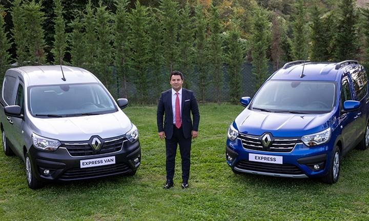 Yeni Renault Express Van ve Express Combi fiyatı ve özellikleri