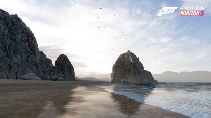 Forza Horizon 5'teki doğa sesleri tanıtıldı