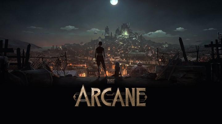 Arcane'in karakterlerini tanıtan görseller geldi