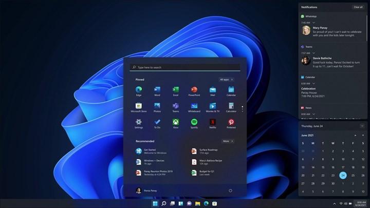 Windows 11 önceden yüklenmiş uygulamalara veda ediyor