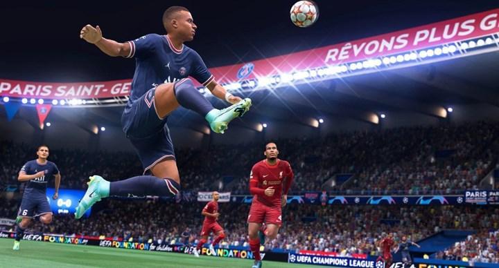 FIFA 22'nin deneme sürümü erişime açıldı