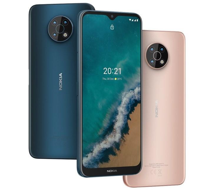 Nokia G50 tanıtıldı: İşte özellikleri ve fiyatı