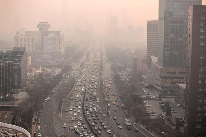 DSÖ: Hava kirliliği her yıl 7 milyon insanı ölümüne sebep oluyor