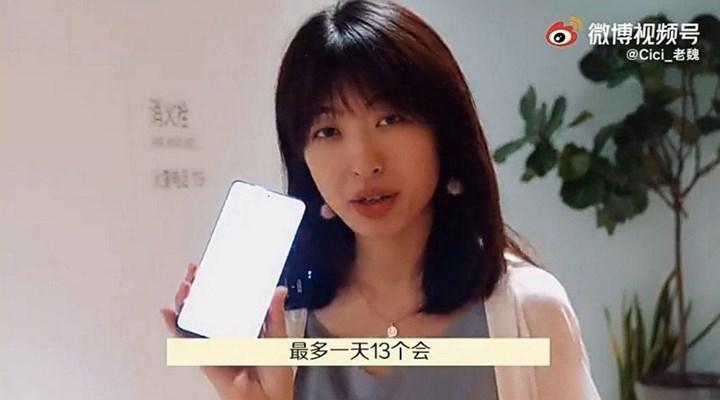 Ultra ince çerçeveli Xiaomi Civi'nin ilk fotoğrafı sızdı