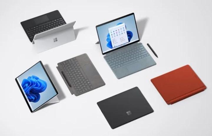 Surface Pro X yenilendi