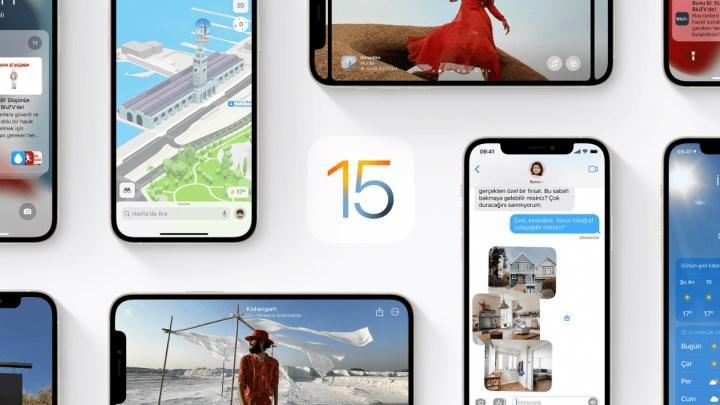 Apple kullanıcıları iOS 15'e geçmek için acele etmiyor