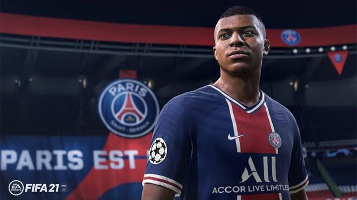 FIFA 22 açılış sinematiği