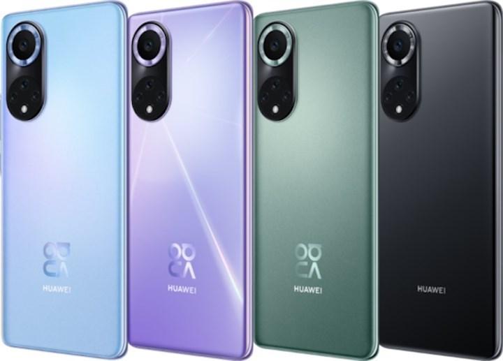 Huawei Nova 9 serisi tanıtıldı