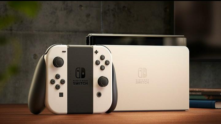 Nintendo Switch OLED model kutu açılış videosu