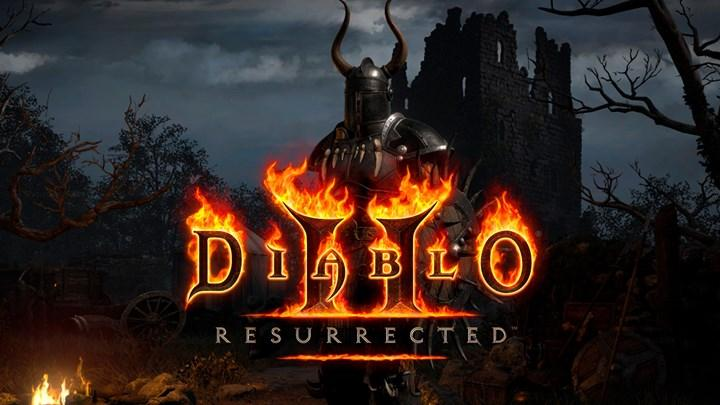 Diablo 2: Resurrected; PC, Switch, PlayStation ve Xbox için çıktı