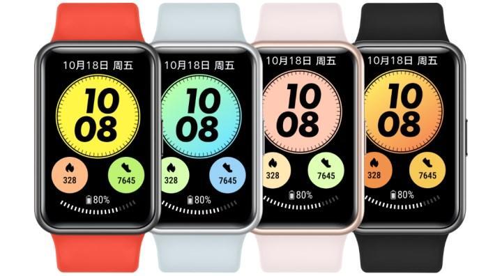 Huawei Watch Fit new tanıtıldı: İşte özellikleri ve fiyatı