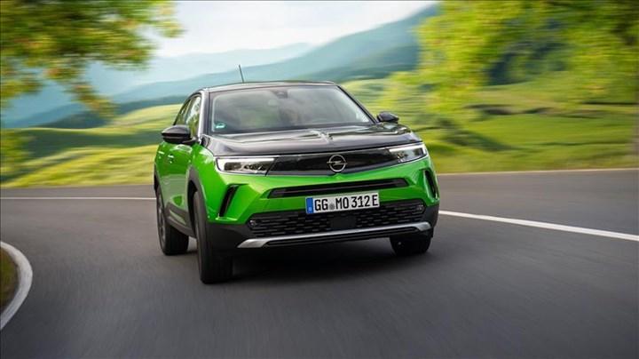 Elektrikli Opel Mokka-e 2022'nin ilk yarısında Türkiye'de olacak