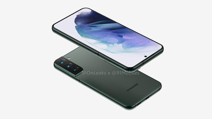 Samsung Galaxy S22 Plus'ın görüntüleri ortaya çıktı