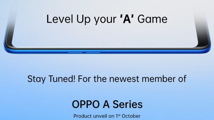 Oppo A55 4G'nin lansman tarihi ortaya çıktı