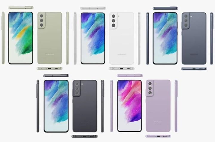 Galaxy S21 FE iptal