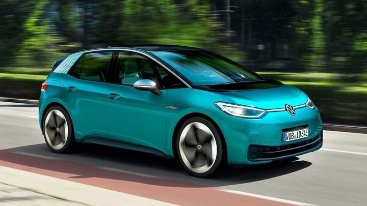 Avrupa'da elektrikli araç satışları ilk kez dizeli geride bıraktı