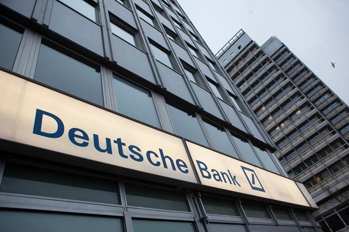 Deutsche Bank binası