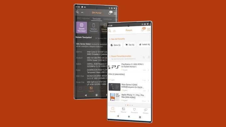 DH Android Uygulaması geliştirme günlüğü #7
