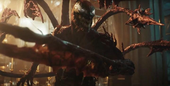 Venom: Let There Be Carnage'tan yeni bir sahne paylaşıldı