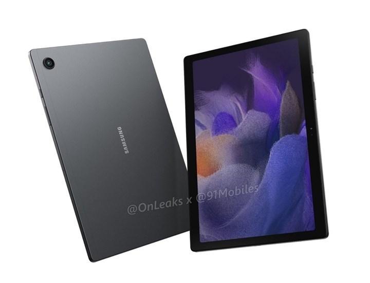 Samsung Galaxy Tab A8 2021'nin işlemcisi netleşti