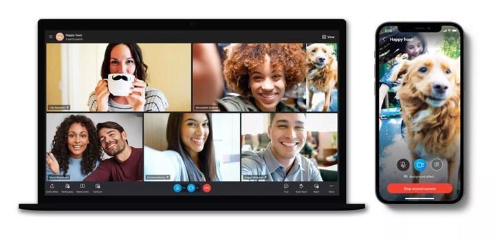 Skype'a yeni özellikler ve tasarım değişikliği geliyor