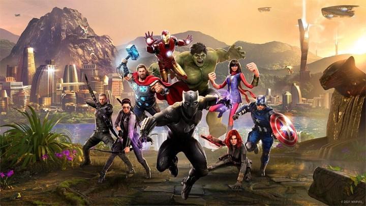 Marvel's Avengers Xbox Game Pass'e geliyor