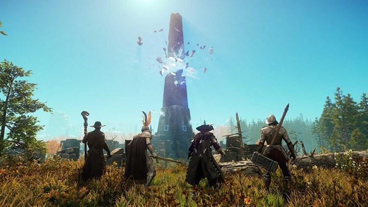 New World, Steam tarihinin en çok oynanan 5. oyunu oldu