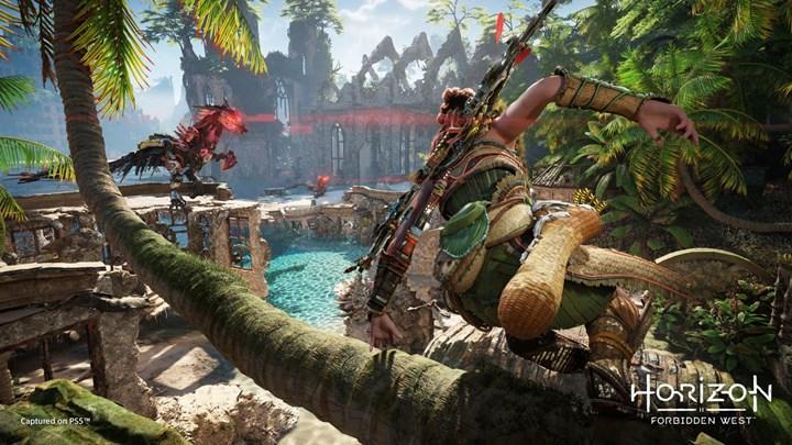Horizon Forbidden West'in PS4 sürümü için endişelenmeye gerek yok