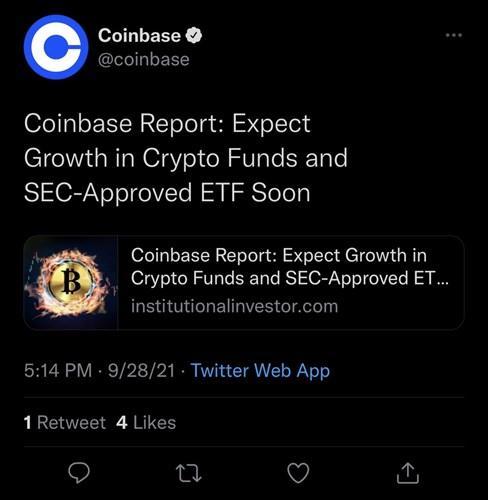 Bitcoin ETF mi geliyor?