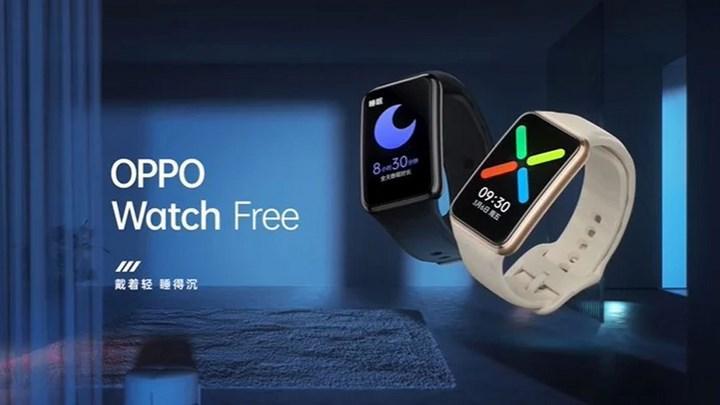 Oppo Watch Free tanıtıldı: İşte özellikleri ve fiyatı