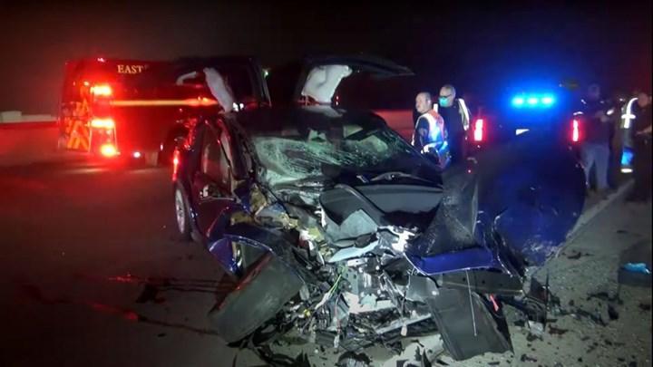 Şubat ayında yaşanan kaza